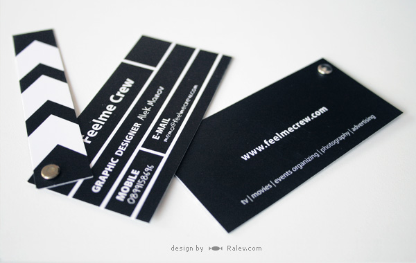 creative unique business card design inspiration 23