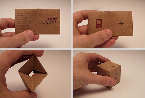 creative unique business card design inspiration 24