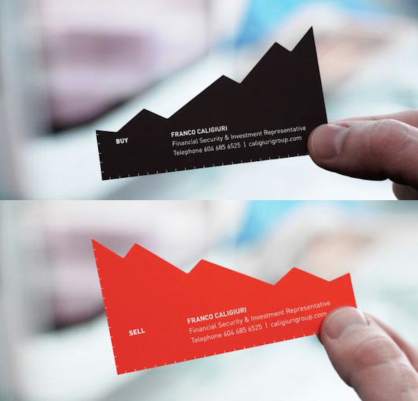 creative unique business card design inspiration 7
